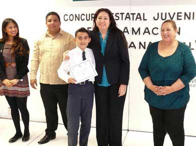 Concurso Juvenil de Declamación
