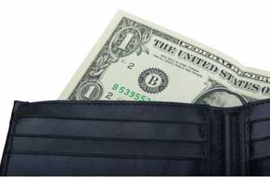 A prisión por robar un dólar