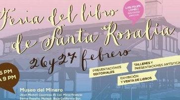 Feria del Libro de Santa Rosalía