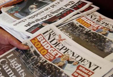 Dejará The Independent de imprimirse en papel