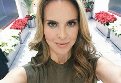 Suspender filtraciones sobre Kate del Castillo