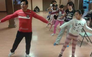 Inician clases de danza clásica