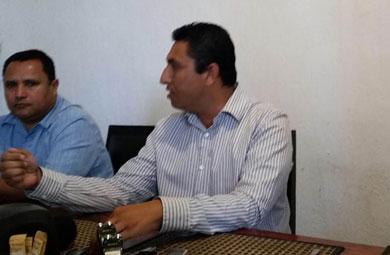 Inconforme Samir Savín con Plan de Desarrollo Municipal