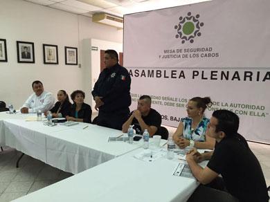 Presenta SSP programa de unidad de proximidad social y política criminal