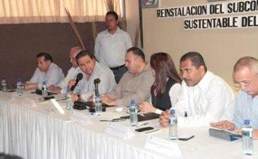 Reinstalan en Loreto Subcomité de Pesca y Acuacultura Sustentable