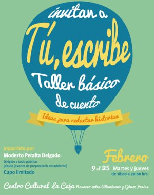 taller cuento