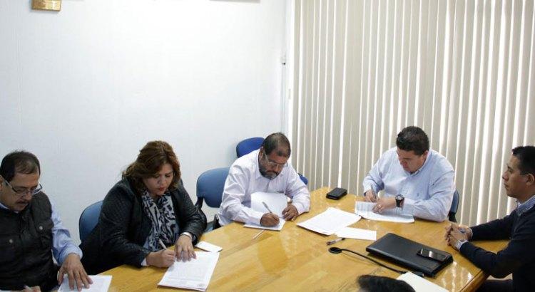 Conjuran huelga del personal académico en la UABCS