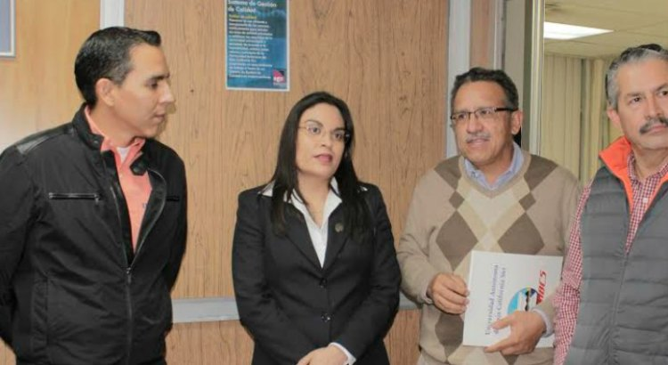 Designan nuevos funcionarios en la UABCS