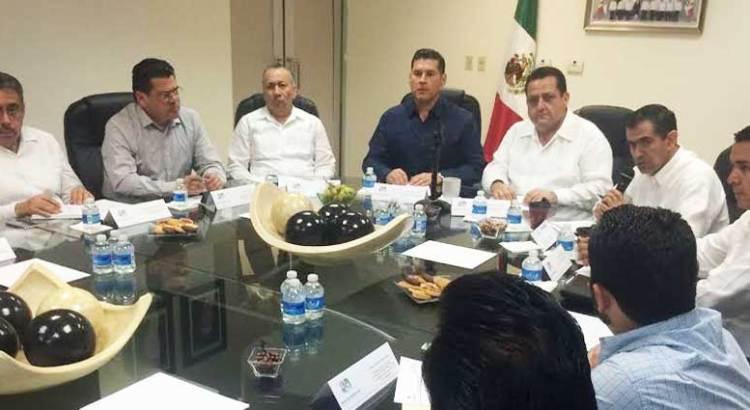 Encabezó el Gobernador reunión de la Comisión del NSJPP