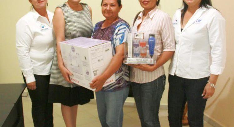 Apoya DIF a mujeres trabajadores de Miraflores