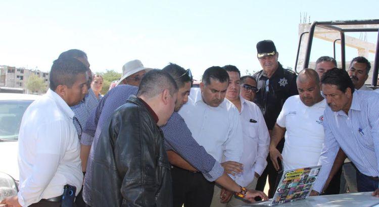 Amplio operativo de seguridad en las Fiestas Tradicionales SJC