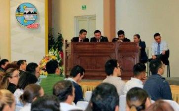 Ya vienen los Congresos de Derecho