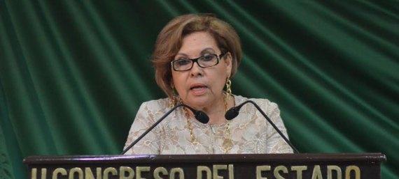 Diputada Guadalupe Rojas Moreno
