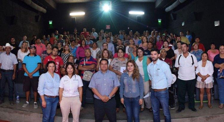 Capacitan  a 180 emprendedores del municipio