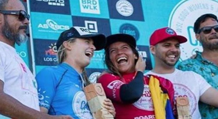 Concluyó 4º Torneo Abierto de Surf de Los Cabos