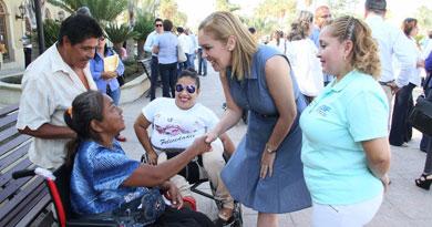 Atiende DIF a 600 personas mensuales en condiciones de discapacidad