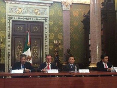 Anuncia Videgaray recorte al gasto público