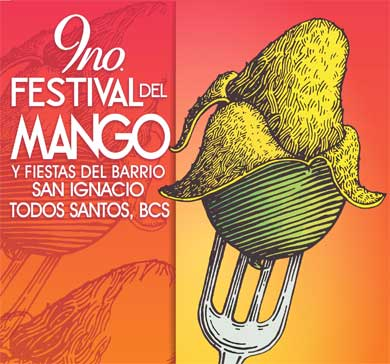 Todo listo para el Festival del Mango