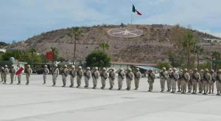 Hay nuevo Comandante del 49 Batallón