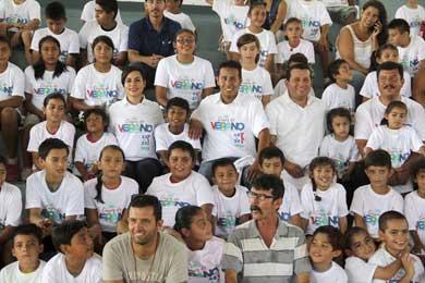 Más de 250 niños a Cursos de Verano