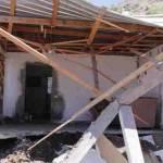 afectaciones por el paso del huracán Newton