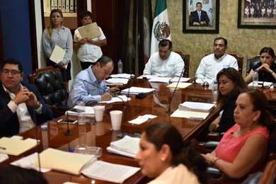 Autoriza Cabildo ampliación presupuestal