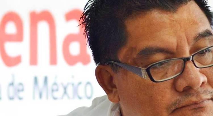 Alberto Rentería, funcionario federal desde el lunes… cobraba desde diciembre