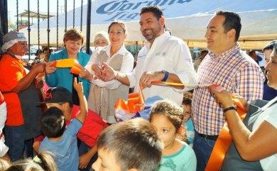 Inaugura Sedesol comedor comunitario