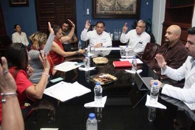 Encabeza Alcalde primera sesión del Comité Pro Animal