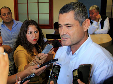 Comparece ante Cabildo  Director General de Seguridad Pública
