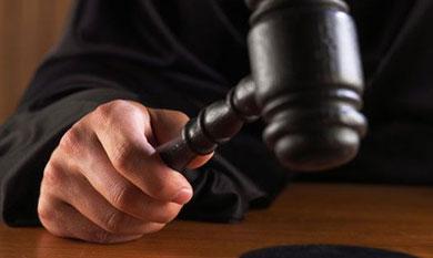 Juez  le ordena no tener sexo