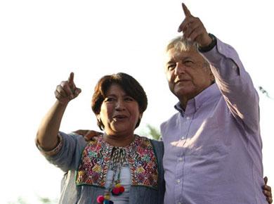 Que más dirigentes del PRD, PRI y PAN lo apoyarán rumbo al 2018