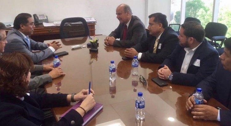Sostuvo Alcalde reunión con representante de la ASF