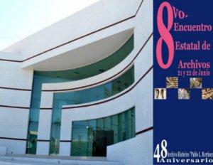 Encuentro Estatal de Archivos 2017