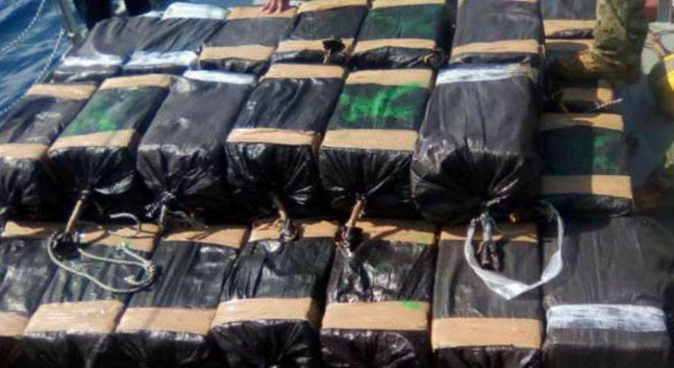 Abren carpeta de investigación sobre aseguramiento de cocaína en aguas cabeñas