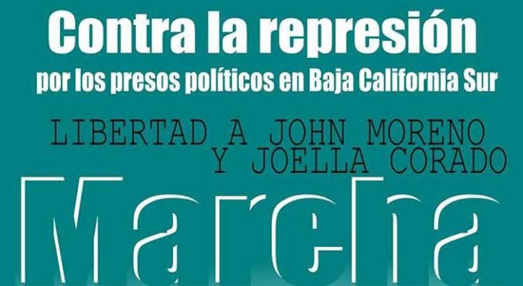 Marcharán por la libertad de John y Joella