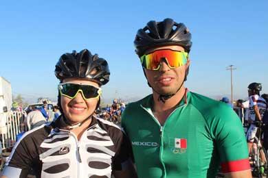 Viajan velocistas de BCS a Guatemala