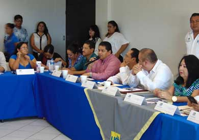 Celebran Séptima Reunión Estatal del Empleo