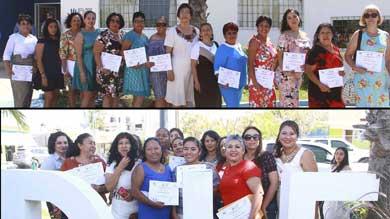 Clausuran trabajos el Centro de Desarrollo de CSL