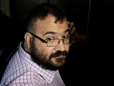El lunes extraditan a Javier Duarte a México