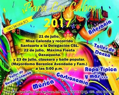"Invitan a la ""Guelaguetza 2017″"