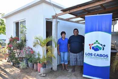 Se han invertido más de 41 mdp en el municipio de Los Cabos