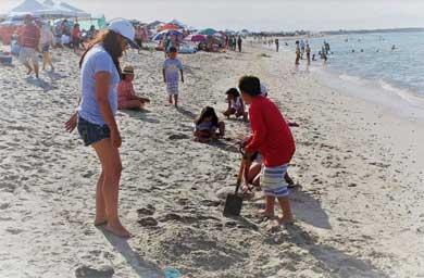 Recomendaciones para visitantes a las playas de La Ribera