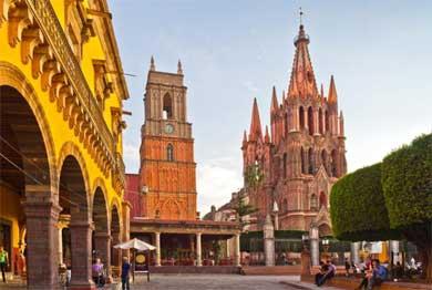 Esta semana se hermanarán Los Cabos y San Miguel de Allende