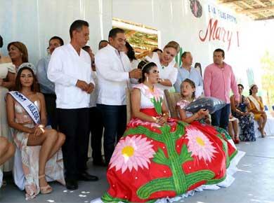 Celebra Miraflores sus fiestas tradicionales