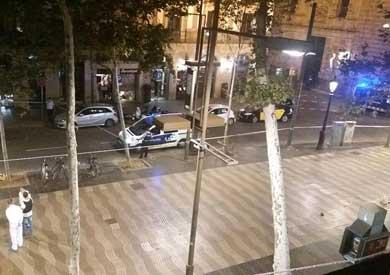 Van 13 muertos y 88 heridos por atentado en Barcelona