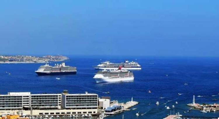 Regresa el 80% de los cruceristas que visitan Los Cabos
