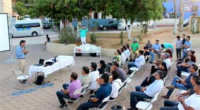 Gran asistencia en los talleres de participación ciudadana