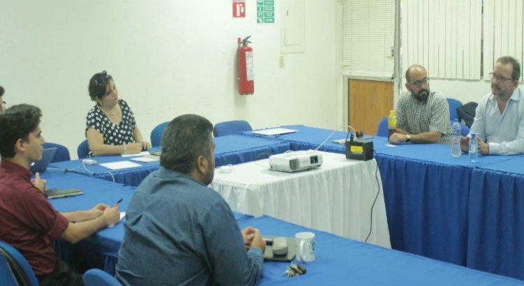 Busca UABCS establecer alianza con grupo de desarrollo tecnológico español