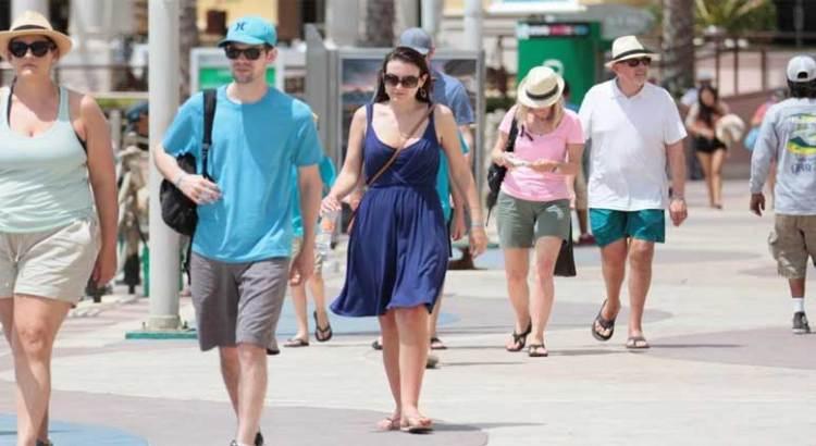 Mantiene turismo internacional confianza para visitar Los Cabos